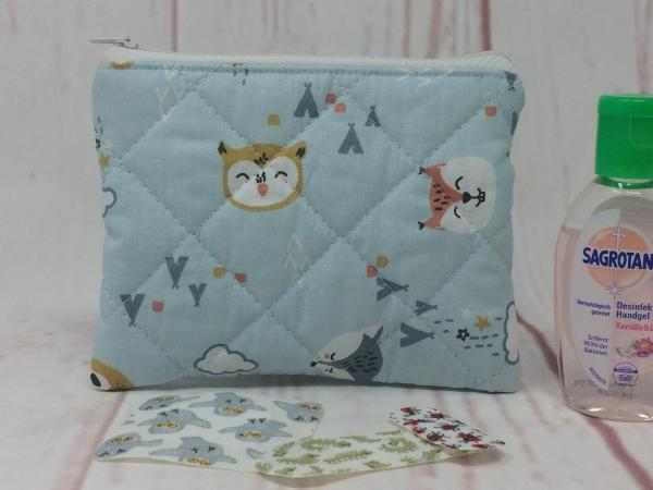 Mini Apotheke LITTLE BABY BEAR blau